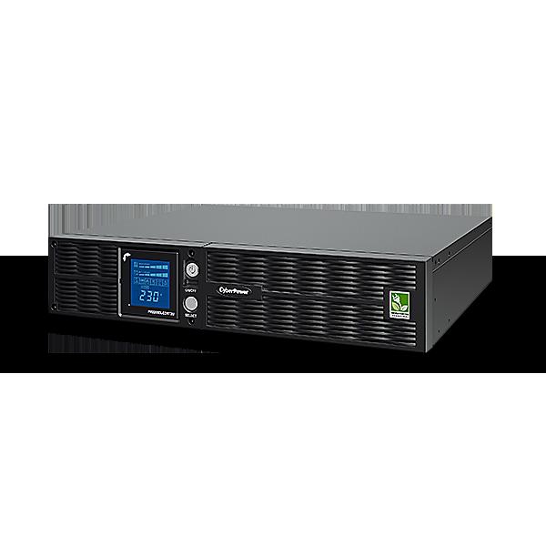 The Professional Rack Series UPS PR2200ELCDRT2U