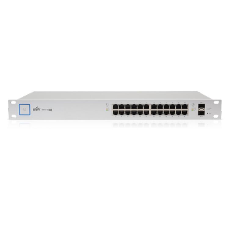 Thiết bị chuyển đổi UniFiSwitch24 mã US-24-500W (Ubiquiti)