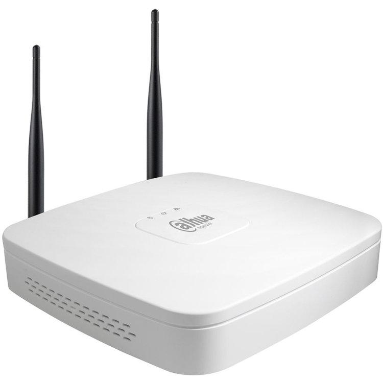 Đầu ghi hình IP 4 kênh WIFI Dahua NVR4104-W